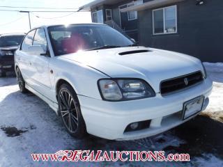 Used 1999 Subaru LEGACY  AWD TURBO for sale in Calgary, AB