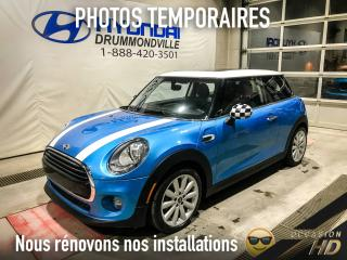 Used 2016 MINI Cooper HARDTOP + PANO + BLUETOOTH + CRUISE + FO for sale in Drummondville, QC