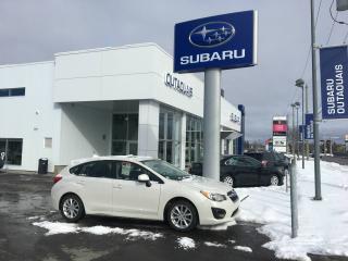 Used 2014 Subaru Impreza Hatchback Touring manuelle for sale in Gatineau, QC