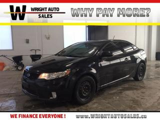 Used 2013 Kia Forte Koup SX|SUNROOF|LEATHER|HEATED SEATS|110,376 KMS for sale in Cambridge, ON