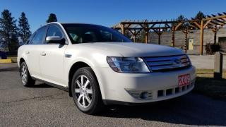 Used 2009 Ford Taurus SEL AWD for sale in West Kelowna, BC