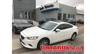 Used 2017 Mazda MAZDA6 GS/Luxury PKG for sale in Toronto, ON