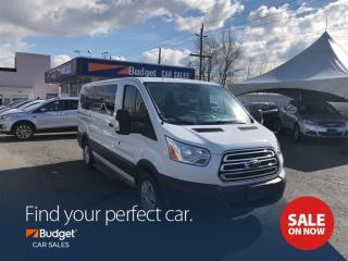 Used 2016 Ford Transit Connect 8 Passenger, Navigation, Driver Alert System for sale in Vancouver, BC
