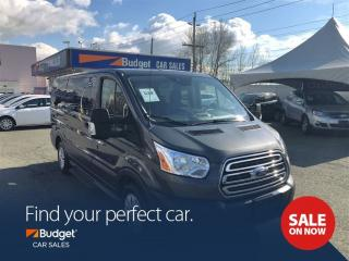Used 2016 Ford Transit Connect Navigation, Lane Departure Warning, EcoBoost for sale in Vancouver, BC