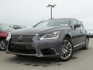 Used 2014 Lexus LS 460 SWB 4.6L V8 for sale in Midland, ON