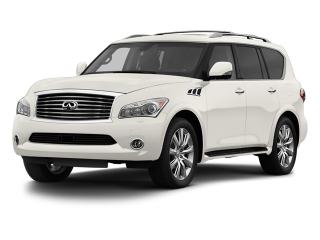 Used 2013 Infiniti QX56 8 Passenger for sale in Mississauga, ON