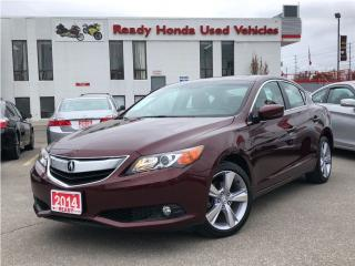 Used 2014 Acura ILX Premium Pkg - Leather - Roof for sale in Mississauga, ON