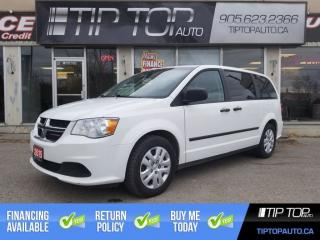 Used 2015 Dodge Grand Caravan CVP ** Bluetooth, Heated Mirrors, Dual Climate Con for sale in Bowmanville, ON