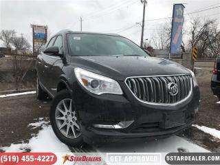 Used 2015 Buick Enclave Leather | CAM | AWD | 7PASS for sale in London, ON