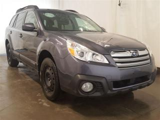 Used 2014 Subaru Outback Limited w/ Eyesight Technology for sale in North Bay, ON