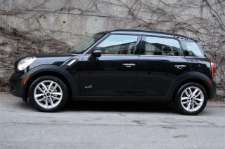 Used 2011 MINI Cooper Countryman S ALL4 for sale in Vancouver, BC