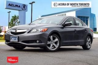 Used 2015 Acura ILX Tech at Accident Free| Navigation| Bluetooth| for sale in Thornhill, ON