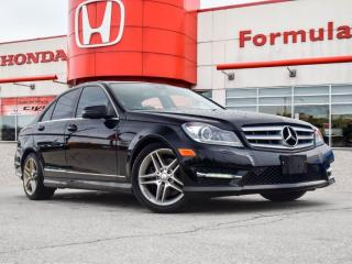 Used 2012 Mercedes-Benz C-Class C300 4MATIC | ALL-WHEEL DRIVE | LOW KM! for sale in Scarborough, ON