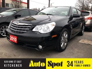 Used 2010 Chrysler Sebring Touring/LOW,LOW KMS/PRICED-QUICK SALE! for sale in Kitchener, ON