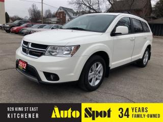Used 2012 Dodge Journey SXT/LOW, LOW KMS/PRICED-QUICK SALE! for sale in Kitchener, ON