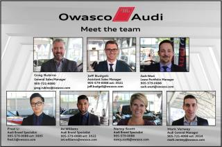 Used 2015 Audi A4 2.0T Progressiv + Sport Package for sale in Whitby, ON
