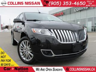 Used 2014 Lincoln MKX NAVI | BACK UP CAMERA | LOW KM'S | COOLED SEATS | for sale in St Catharines, ON