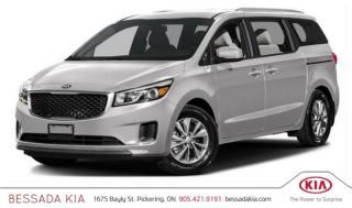 New 2018 Kia Sedona SXL+ for sale in Pickering, ON