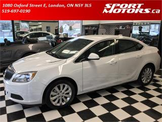 Used 2015 Buick Verano New Tires & Brakes! Rust Proofed! Bluetooth! for sale in London, ON