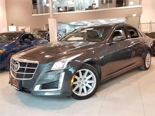 Used 2014 Cadillac CTS Sedan 2.0L TURBO-NAVIGATION-ONLY 74KM for sale in Toronto, ON