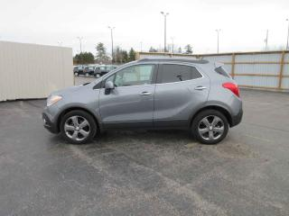 Used 2013 Buick ENCORE  FWD for sale in Cayuga, ON