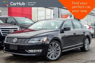 Used 2015 Volkswagen Passat Comfortline|Diesel|Fender Audio||Backup_Cam|R_Start|19