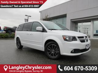 Used 2017 Dodge Grand Caravan GT <B>*6.5 TOUCHSCREEN*LEATHER*REMOTE START*<b> for sale in Surrey, BC