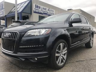 Used 2010 Audi Q7 4.2 7 PASS|NAVI|CAMERA|PANO ROOF|BLUETOOTH|ALLOYS for sale in Concord, ON