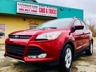 Used 2014 Ford Escape SE $133.67 BI WEEKLY! $0 DOWN! CERTIFIED! JUST ARRIVED! CALL FOR DETAILS! for sale in Bolton, ON