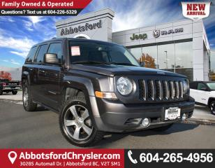 Used 2016 Jeep Patriot Sport/North *ACCIDENT FREE* for sale in Abbotsford, BC
