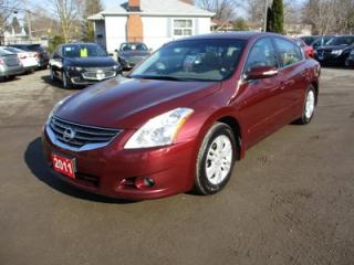 Used 2011 Nissan Altima 'GREAT VALUE' 2.5 SL MODEL 5 PASSENGER 2.5L - DOHC.. LEATHER.. POWER SUNROOF.. HEATED SEATS.. BLUETOOTH.. KEYLESS ENTRY.. KEYLESS START.. for sale in Bradford, ON