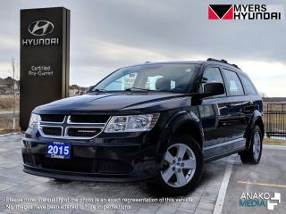 Used 2015 Dodge Journey SE for sale in Nepean, ON