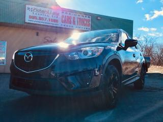 Used 2015 Mazda CX-5 GX 2016 & 2017 DEALER OF THE YEAR!! for sale in Bolton, ON
