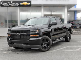 New 2018 Chevrolet Silverado 1500 Silverado Custom for sale in Gloucester, ON