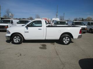 Used 2016 RAM 1500 SLT.REG CAB.LONG BOX. for sale in London, ON