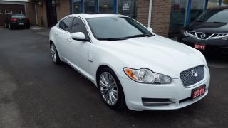 Used 2011 Jaguar XF Premium/NAVI/BACKUP CAMERA/IMMACULATE$14999 for sale in Brampton, ON