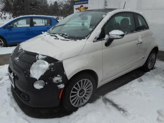 Used 2013 Fiat 500 for sale in Brantford, ON