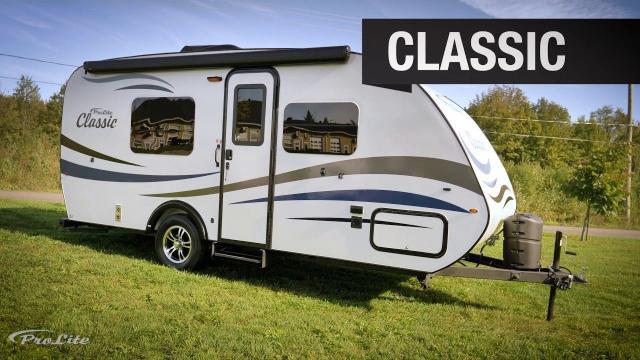 2021 Prolite Classic *2440Lbs Van Suv Towable