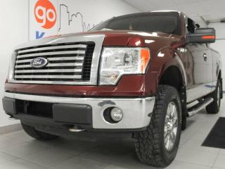 Used 2010 Ford F-150 XLT XTR pkg with keyless entry, and a tan coloured interior for sale in Edmonton, AB
