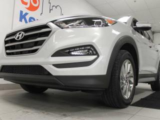 Used 2018 Hyundai Tucson Tucson AWD with heated front and rear seats for sale in Edmonton, AB