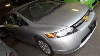 Used 2006 Honda Civic DX for sale in Scarborough, ON