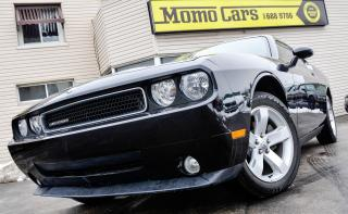 Used 2010 Dodge Challenger SE! Cruise+Leather+AuxIn! $277/bi-weekly! for sale in St Catharines, ON