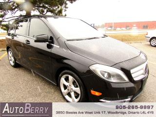Used 2014 Mercedes-Benz B-Class B250 - Premium - Pano for sale in Woodbridge, ON