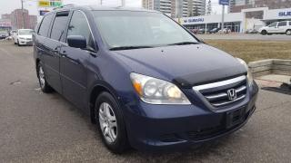 Used 2005 Honda Odyssey EX-L, 8 Passenger, Sunroof for sale in Scarborough, ON