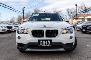 Used 2013 BMW X1 35i Navi,AWD,NO ACCIDENTS,ONT CAR,PANARAMIC ROOF for sale in Brampton, ON