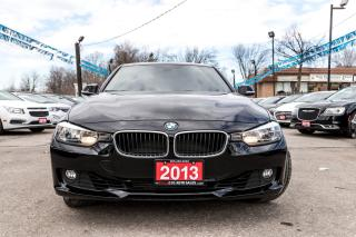 Used 2013 BMW 3 Series 328 ACCIDENT FREE LEATHER SUNROOF for sale in Brampton, ON