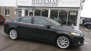 Used 2013 Ford Fusion Titanium for sale in Mono, ON