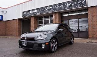 Used 2011 Volkswagen GTI NAVI LEATHER SUNROOF NO ACCIDENT for sale in Mississauga, ON