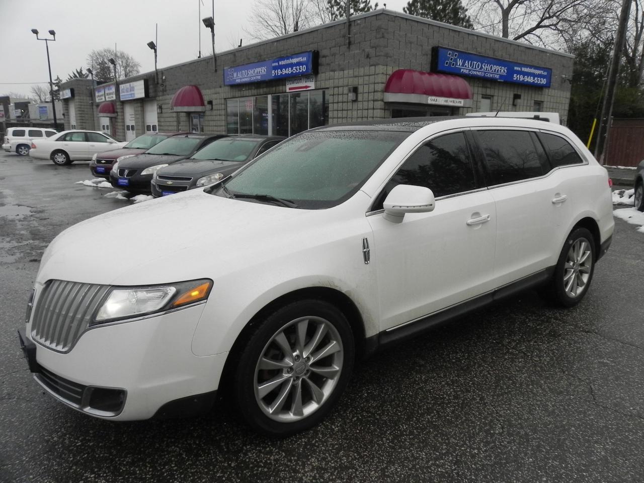 2011 Lincoln MKT * ECOBOOST * AWD * NAV * PANO ROOF