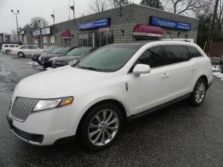 Used 2011 Lincoln MKT * ECOBOOST * AWD * NAV * PANO ROOF for sale in Windsor, ON
